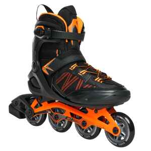 Inline Skates Inliner Fitness FIT 500 Herren acid