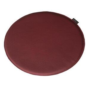 Ambiente Sitzkissen dunkelrot , Zumi , Textil , Uni , 004140067202