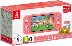 Nintendo Switch Lite, Animal Crossing: New Horizons Edition