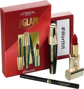 L'ORÉAL PARIS Make-up Set »Full Glam«, 3-tlg.