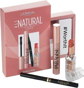 L'ORÉAL PARIS Make-up Set »All Natural«, 3-tlg.