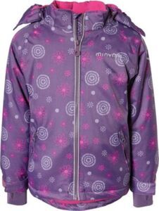 Skijacke OXFORD  lila Gr. 140 Mädchen Kinder