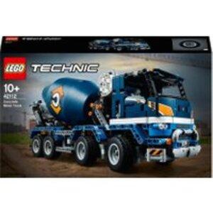 LEGO Technic 42112 Betonmischer-LKW