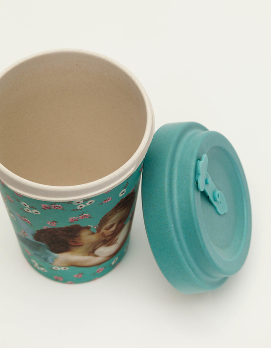 Bild 2 von Kaffeebecher aus Bambus