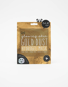 OhK! Goldstaub-Hydrogel-Maks