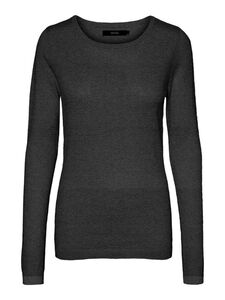 O-NECK KNITTED PULLOVER
