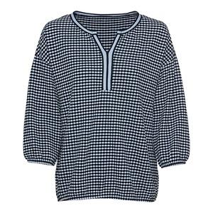 Damen-Shirt mit elegantem Muster