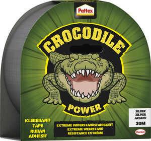 PATTEX  Gewebeband silber »Crocodile Power«