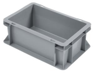 METRO Professional Eurobehälter Grau - 30 x 20 x 12 cm