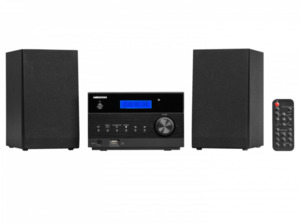 Medion Micro-Audio-System mit DAB+ und Bluetooth-Funktion