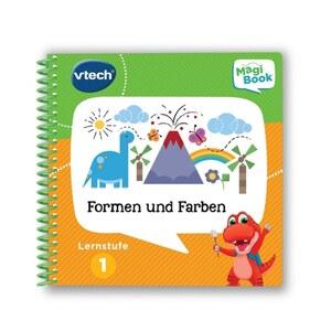 VTech MagiBook Formen und Farben (Lernstufe 1)