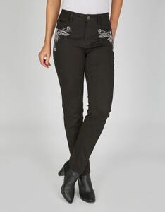 Viventy - Moderne 5-Pocket-Jeans mit Zierperlen