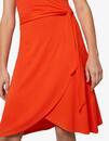 Bild 4 von Tom Tailor - Jersey-Kleid mit Bindegürtel und Wickeloptik