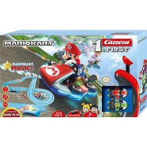 Super Mario - Rennbahn Mario Kart - Carrera Go