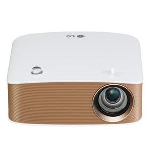 LG PH150G - LED Beamer, HD-Ready, 130 ANSI Lumen, 100.000:1 Kontrast, Akku, 0.5 Kg, WiDi, HDMI