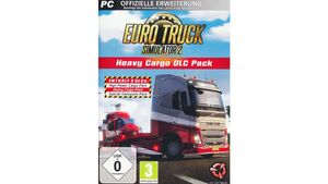 Euro Truck Simulator 2: Heavy Cargo (Add-On)
