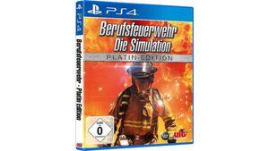 Berufsfeuerwehr - Die Simulation (Platin Edition