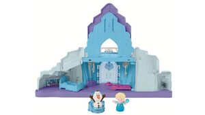 Fisher Price - Little People Frozen Elsas Eispalast