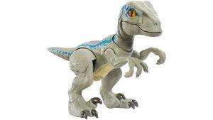 Mattel - Jurassic World Dinofreundin Blue