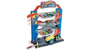 Mattel - Hot Wheels City Stunt Garage Spielset