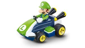 Carrera RC - 2,4GHz Mario Kart(TM) Mini RC, Luigi
