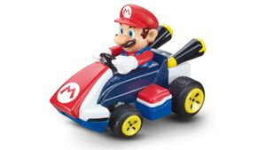 Carrera RC - 2,4GHz Mario Kart(TM) Mini RC, Mario