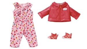 Zapf Creation - BABY born City Scooter Outfit 43cm