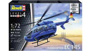 "Revell 03877 - Model Set EC 145 ""Builders' Choice"""