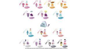 Mattel - Cloudees Sammelfigur Sortiment Serie 1, 1 Stück