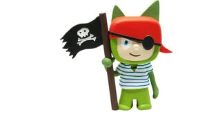tonies - Hörfigur für die Toniebox: Kreativ-Tonie Pirat