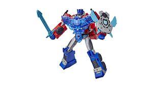 Hasbro - Transformers Bumblebee Cyberverse Adventures Officer-Klasse Optimus Prime