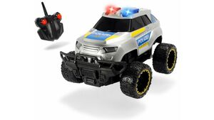 Dickie - RC Police Offroader