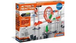 Clementoni - Galileo - Action & Reaction - Maxi Set