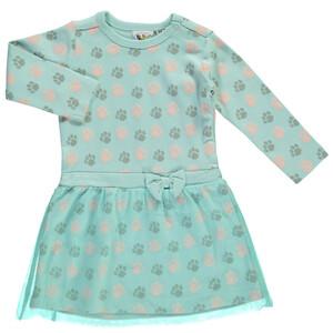 Baby Mädchen Kleid mit Tüllverzierung