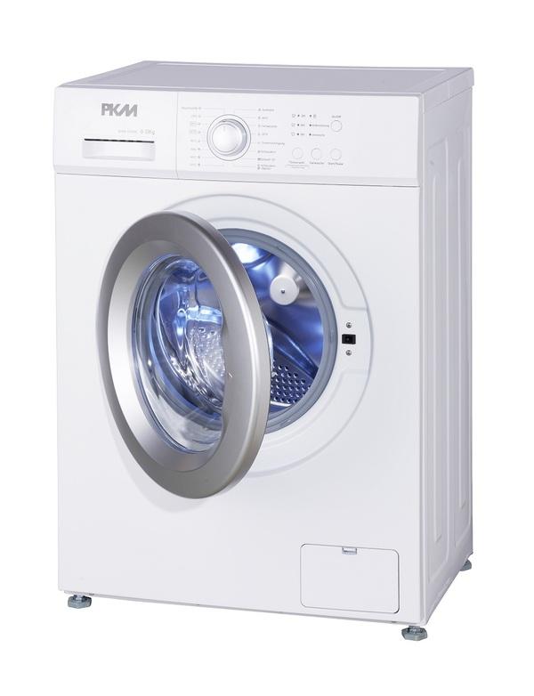 PKM Waschmaschine WA6-1008E A++