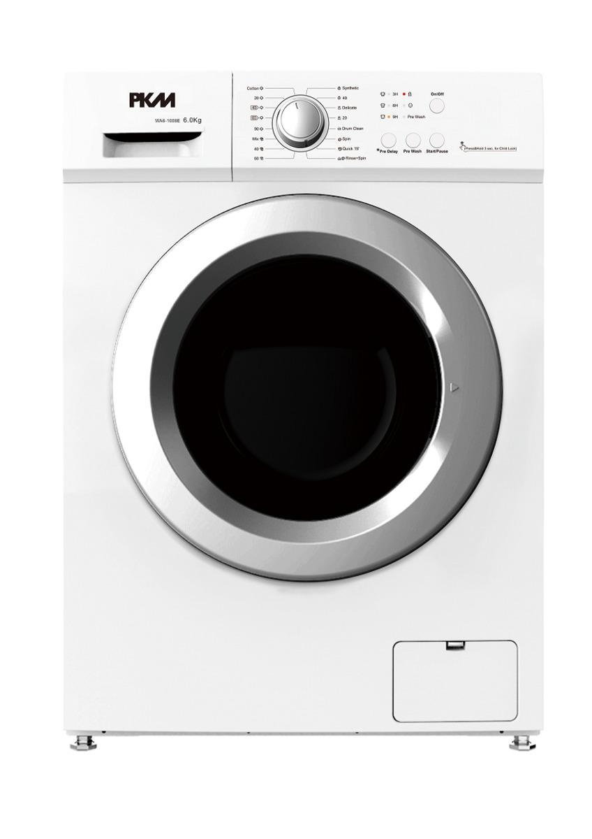 Bild 2 von PKM Waschmaschine WA6-1008E A++