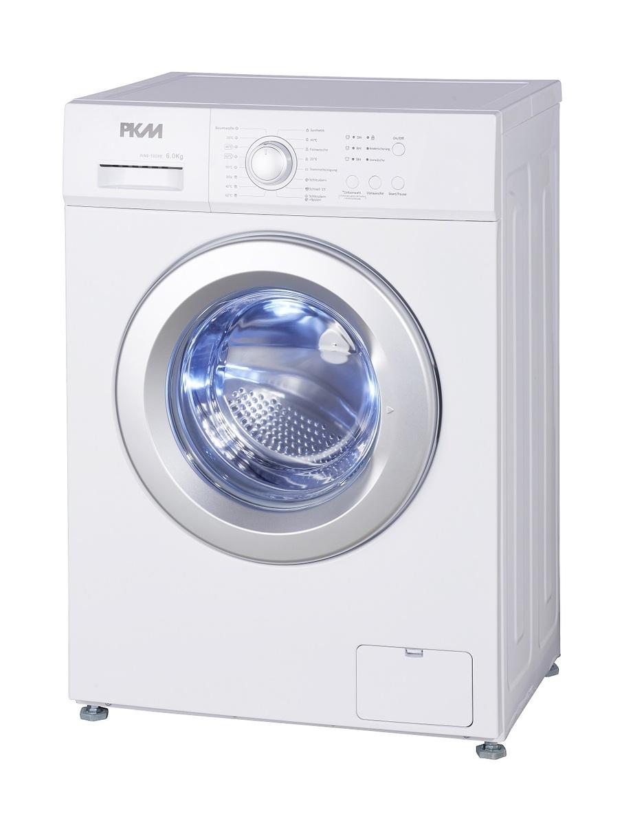 Bild 3 von PKM Waschmaschine WA6-1008E A++