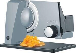 Graef SKS 11050 grau inkl. MiniSlice + Brotdose