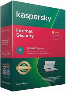Software Kaspersky Internet Security 2 Geräte Limited Editioninkl. RF