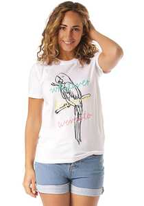 Wemoto However - T-Shirt für Damen - Weiß