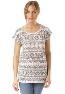 Lakeville Mountain Manda - T-Shirt für Damen - Weiß