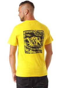 Young and Reckless Caspian - T-Shirt für Herren - Gelb