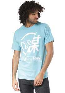Young and Reckless Foreign Exchange - T-Shirt für Herren - Blau