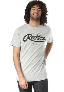 Young and Reckless National Glory - T-Shirt für Herren - Grau