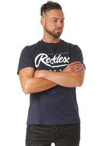 Young and Reckless National Glory - T-Shirt für Herren - Blau