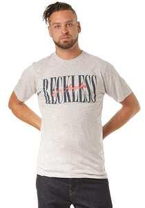 Young and Reckless LA Vintage - T-Shirt für Herren - Grau
