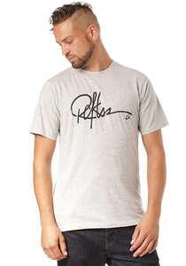 Young and Reckless Signature - T-Shirt für Herren - Grau