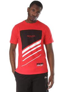 Young and Reckless Racer - T-Shirt für Herren - Rot