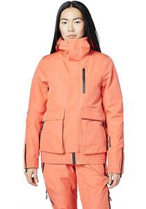 Chiemsee Snowbird - Skijacke für Damen - Orange