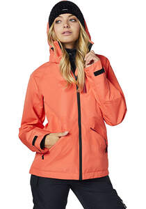 Chiemsee Skijacke Sympatex® - Skijacke für Damen - Orange